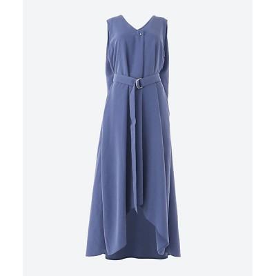 <YOHEI OHNO(Women)/ヨウヘイ オオノ> ドレス blue【三越伊勢丹/公式】