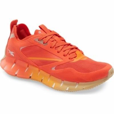 リーボック REEBOK レディース スニーカー シューズ・靴 Zig Kinetica Sneaker Orange
