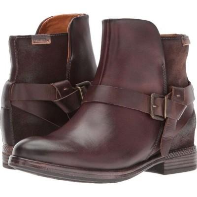 ピコリノス Pikolinos レディース ブーツ シューズ・靴 Ordino W8M-8919 Olmo