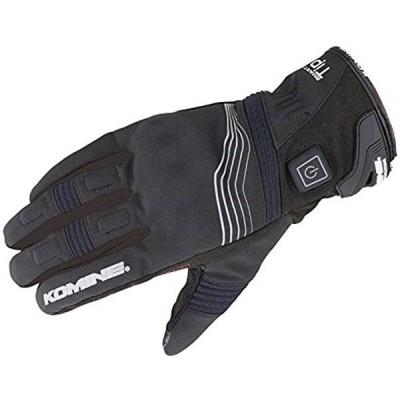 EK-202 プロテクトエレクトリックグローブショート12V Black/XL Protect E-Gloves[08-202](ブラック)