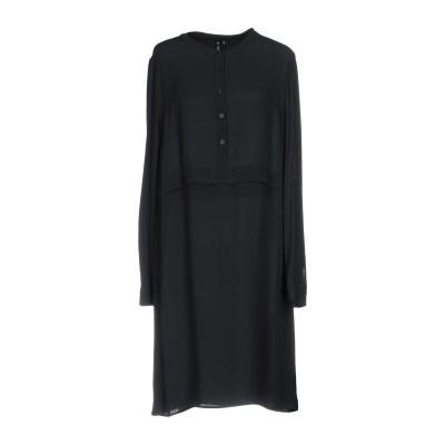 ウールリッチ WOOLRICH ミニワンピース&ドレス ダークブルー XS レーヨン 100% ミニワンピース&ドレス
