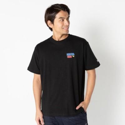 ニューエラ メンズ Tシャツ 半袖Tシャツ APP TEE BLK 12110844 スポーツウェア : ブラック NEW ERA 0529T