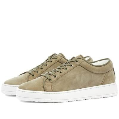 ETQ ETQ. Amsterdam メンズ スニーカー ローカット シューズ・靴 ETQ. Suede Low Top 1 Sneaker Sage