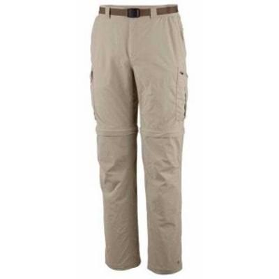 columbia コロンビア アウトドア 男性用ウェア ズボン columbia silver-ridge-convertible-pants-long