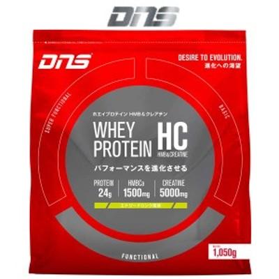 DNS ホエイプロテイン HMB&クレアチン エナジードリンク味 1050g