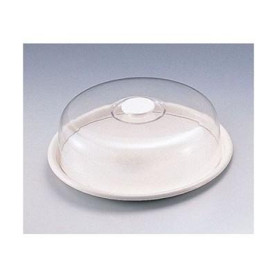 ラブリーハット 丸ケーキ 大 ホワイト (WLB0301)