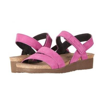 Naot ナオト レディース 女性用 シューズ 靴 サンダル Kayla - Pink Plum Nubuck