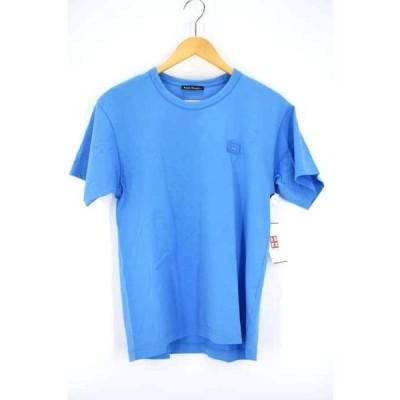 アクネストゥディオズ ACNE STUDIOS クルーネックTシャツ レディース XS 中古 210324