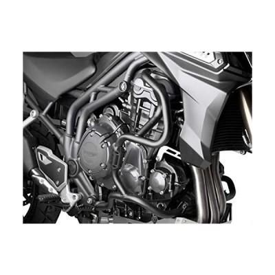 <新品>Givi Blk Engine Guard Tri Tiger Explor Tn6403 New【送料無料】