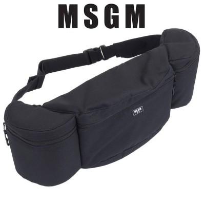 エムエスジーエム MSGM ボディバッグ 2840MZ063-400-99