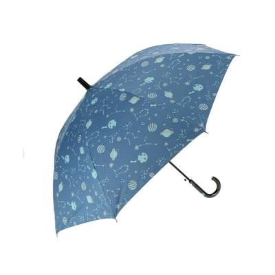 【バックヤードファミリー】 Outdoor Products アウトドアプロダクツ 雨晴兼用傘 キッズ55cm ユニセックス ライト ブルー 雨晴兼用傘55cm BACKYARD FAMILY