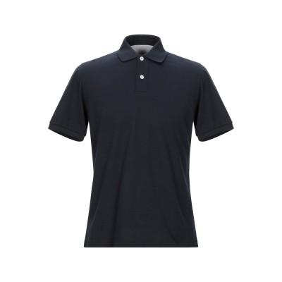 イレブンティ ELEVENTY ポロシャツ ダークブルー 3XL コットン 100% ポロシャツ