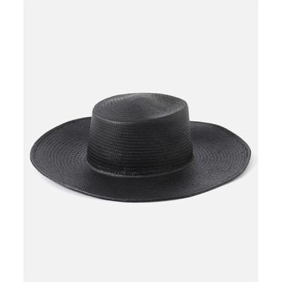 帽子 ハット MIX BOATER/ミックスボーター