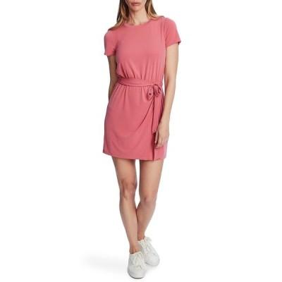ワンステイト ワンピース トップス レディース Belted T-Shirt Dress Cherry Blossom