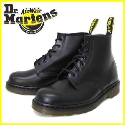 Dr.Martens ドクターマーチン 101 6EYE BOOT 6ホールブーツ BLACK ブラック