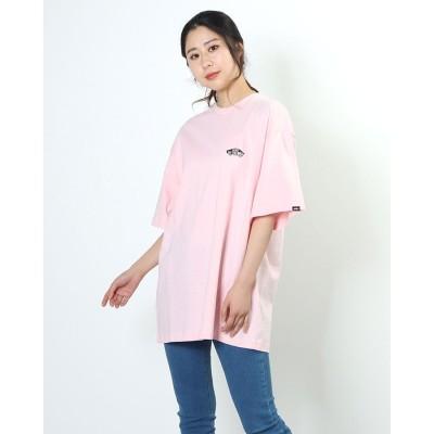 ヴァンズ VANS VANS/バンズ Tシャツ 121R3010500 (ピンク)