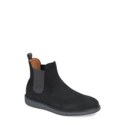 スウィムス メンズ ブーツ&レインブーツ シューズ Motion Chelsea Boot BLACK/GREY
