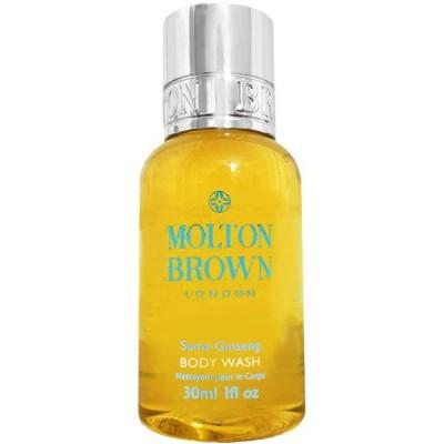 モルトンブラウン MOLTON BROWN スマジンセン ボディウォッシュ 30ml Suma Ginseng Body Wash 【香水 フレグランス】