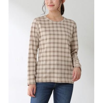 Honeys / 総柄Tシャツ WOMEN トップス > Tシャツ/カットソー