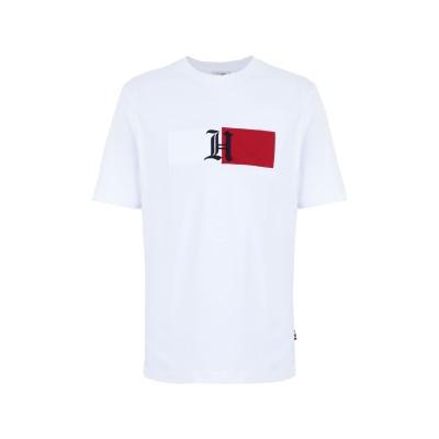 TOMMY x LEWIS T シャツ ホワイト XS コットン 100% T シャツ