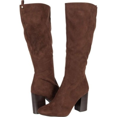 ケネス コール Kenneth Cole Reaction レディース ブーツ シューズ・靴 Corey Tall Boot Chocolate Microsuede