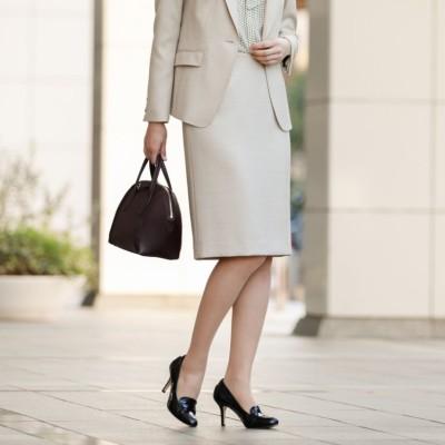 ◆◆【ファーストシリーズ】ライトダブルウール3 スカート