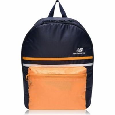 ニューバランス New Balance メンズ バックパック・リュック バッグ Nylon Backpack Natural Indigo