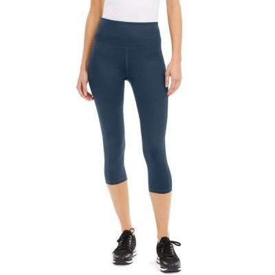 イデオロギー レディース カジュアルパンツ ボトムス High-Rise Cropped Side-Pocket Leggings