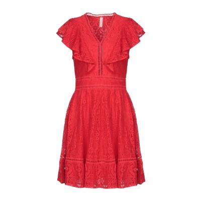 Y.A.S. ミニワンピース&ドレス レッド M ポリエステル 100% ミニワンピース&ドレス