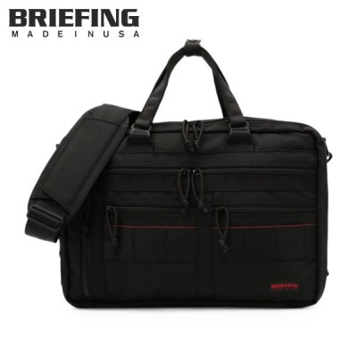 ブリーフィング BRIEFING バッグ ブリーフケース リュック ビジネスバッグ メンズ 8L A4 3WAY LINER ブラック 黒 BRM181401