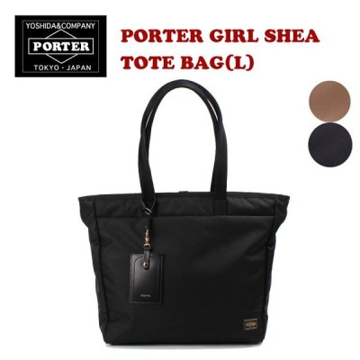 PORTER GIRL SHEA  ポーターガール シア トートバッグ レディース TOTE BAG(L)