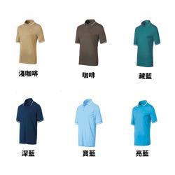 【瑞士ODLO】男銀離子抗UV短袖POLO衫 501952