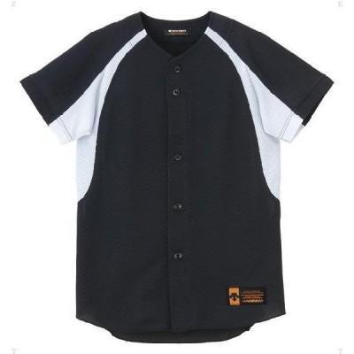 デサント ジュニア ユニフォーム コンビネーションシャツ BKSW DESCENTE JDB48M BKSW