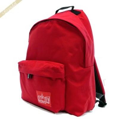 マンハッタンポーテージ Manhattan Portage メンズ・レディース リュックサック Big Apple Backpack M バックパック レッド 1210 RED
