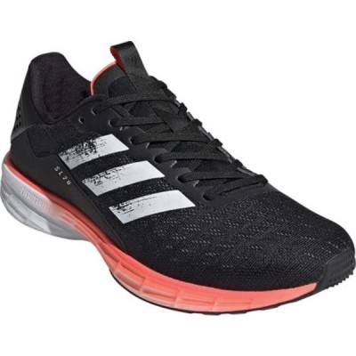 アディダス メンズ スニーカー シューズ SL20 Running Shoe Core Black/FTWR White/Signal Coral