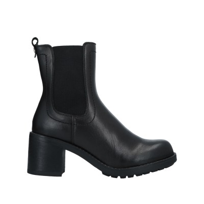 CULT ショートブーツ ブラック 35 革 ショートブーツ