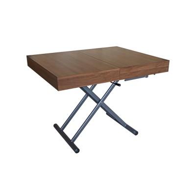 ベッドになる!?昇降式テーブル