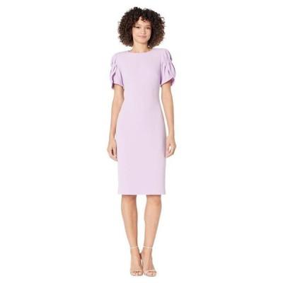 バッジェリーミシュカ レディース ワンピース トップス Tulip Sleeve Cocktail Dress