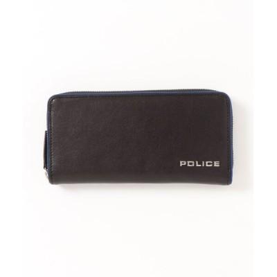 財布 【POLICE/ポリス】【TERAIO】(KST)長財布