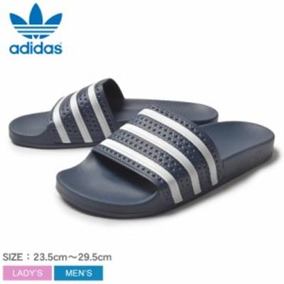 夏新作 アディダス オリジナルス サンダル レディース メンズ アディレッタ シューズ 靴 adidas Originals 288022