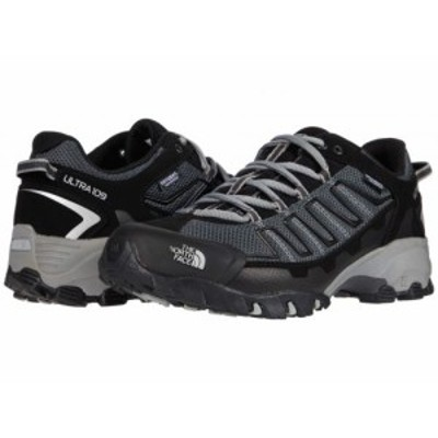 The North Face ノースフェイス メンズ 男性用 シューズ 靴 スニーカー 運動靴 Ultra 109 Waterproof TNF Black/Dark Shadow【送料無料】
