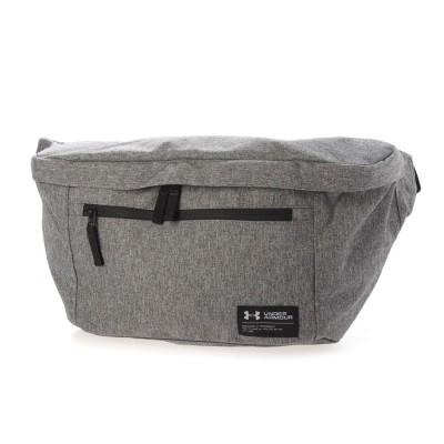 アンダーアーマー UNDER ARMOUR ウエストバッグ UA Large Waist Bag 1363307 (グレー)