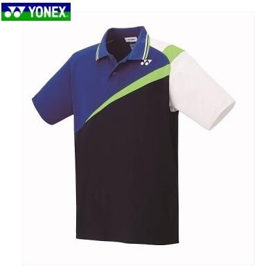 ヨネックス 10316 テニス バドミントン ウェア ユニゲームシャツ ミッドナイトネイビー 10316