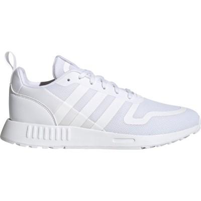 アディダス スニーカー シューズ メンズ adidas Originals Men's Multix Shoes White/White/White