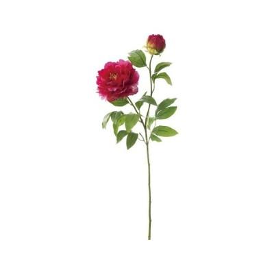 造花 YDM リッジーピオニー ラベンダー FA6841-LAV 芍薬 牡丹 造花 花材「さ行」 シャクヤク ボタン ピオニー