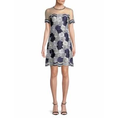 T タハリ レディース ワンピース Joie Lace Shift Dress