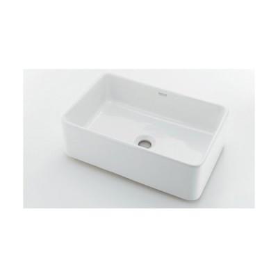 カクダイ 角型洗面器【#CL-WBFC98834】 受注生産品