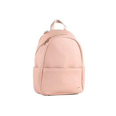 Little Unicorn Skyline Backpack ? Diaper, Work, Travel Bag - Premium Vegan Leather? Changing Pad Included ? Lightweight & Durable Desi