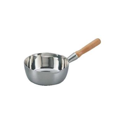 クラッド 雪平鍋 15cm