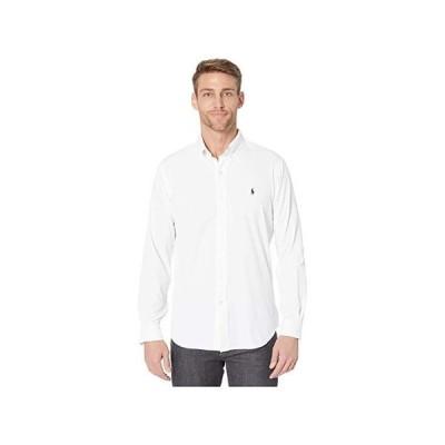 ポロ・ラルフローレン Classic Fit Performance Shirt メンズ シャツ トップス White